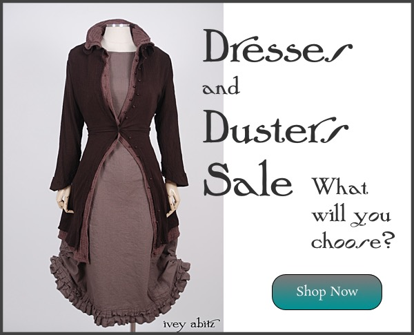 Dresses and Dusters Sale at Ivey Abitz Spring