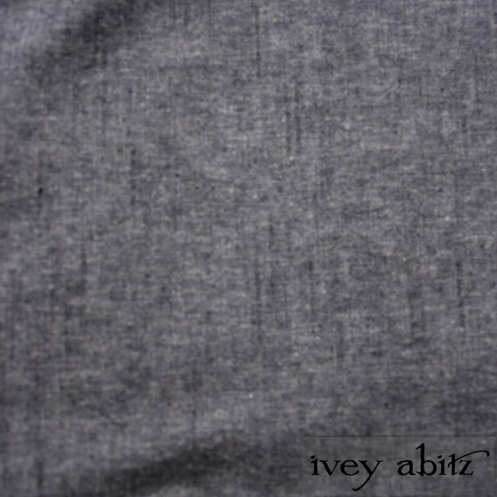 Blackbird Rustic Stretch Cotton for bespoke Ivey Abitz designs