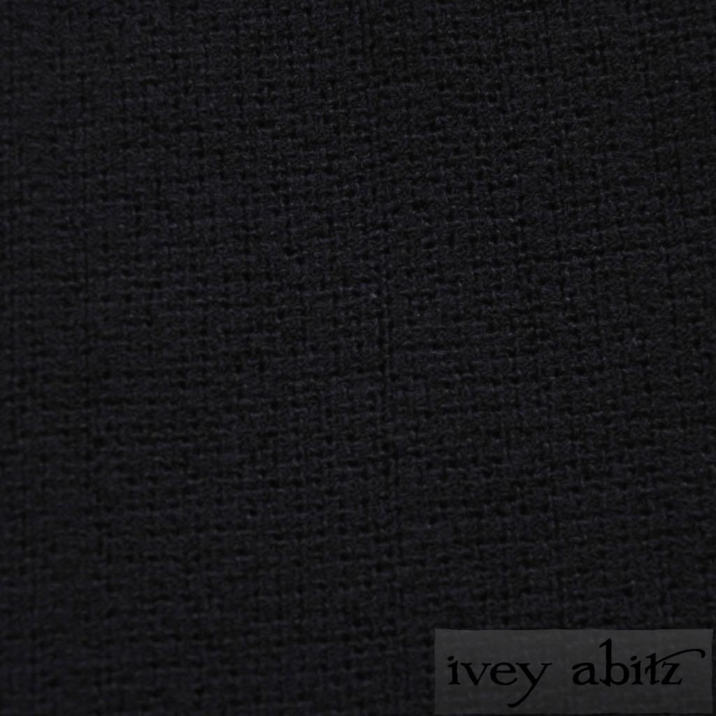Blackbird Rustic Silk Linen for bespoke Ivey Abitz designs