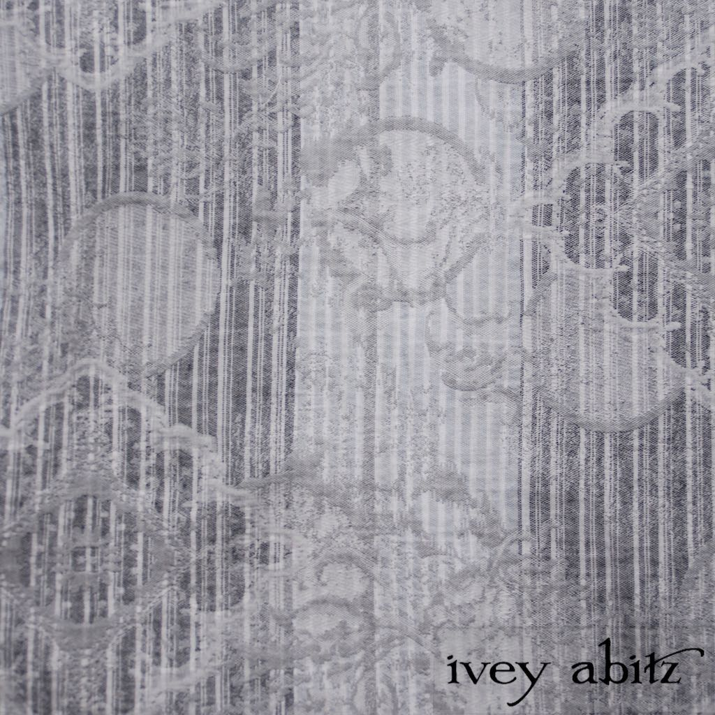 Sparrow Grey Jacquard for bespoke Ivey Abitz designs