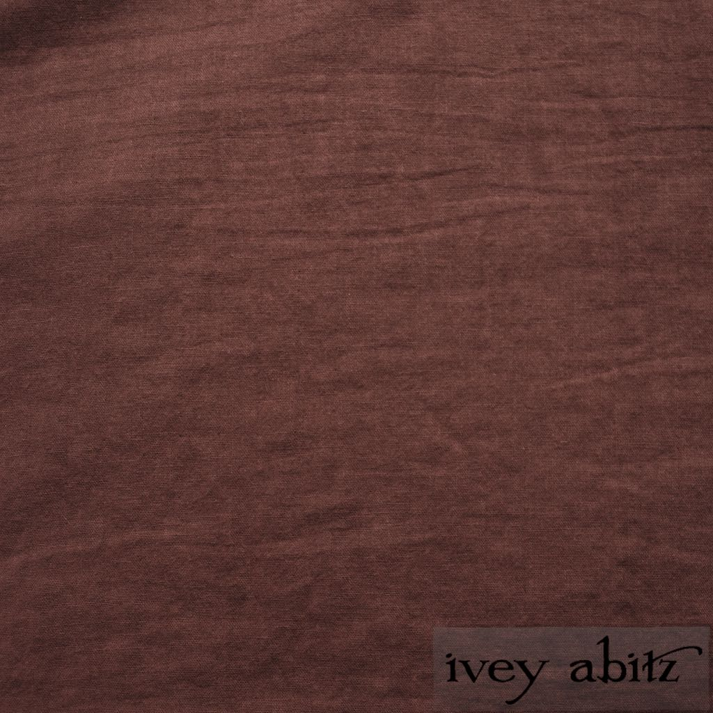 Blushed Double Layered Voile for Ivey Abitz bespoke designs