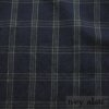 Meadow/Sea Plaid Cotton Voile