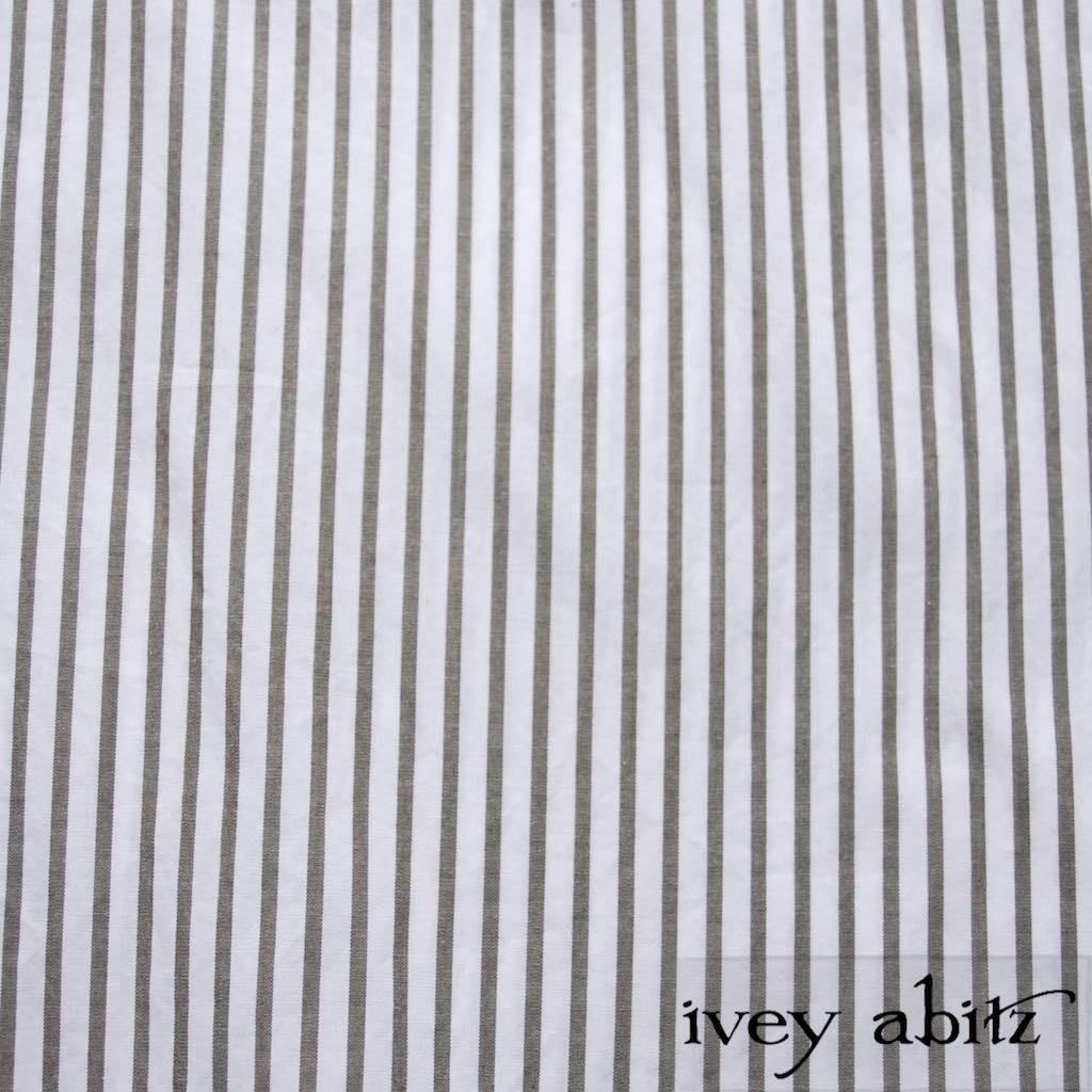 Morning Meadow Striped Cotton for bespoke Ivey Abitz designs