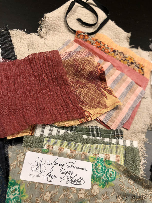 Spring Summer 2020 Fabric Swatches