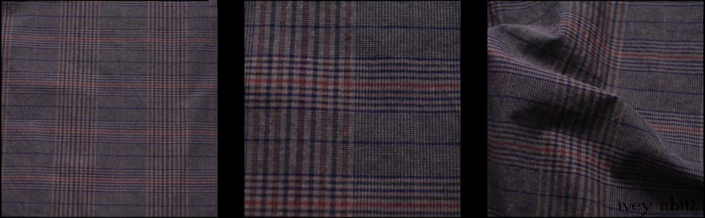 Front Gate Sturdy Plaid Poplin
