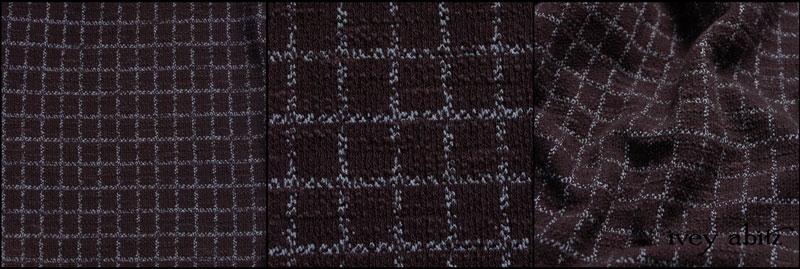 Garden Grid Knit