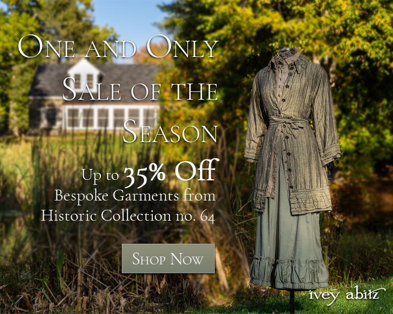 one and only sale of the season on ivey abitz bespoke clothing