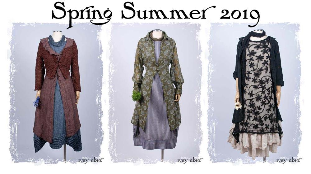 Spring Summer 2019 Ivey Abitz Bespoke