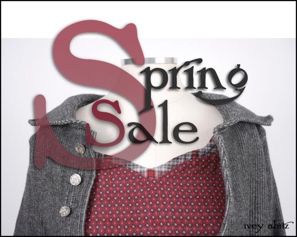 Spring Sale 2018 Bespoke Ivey Abitz