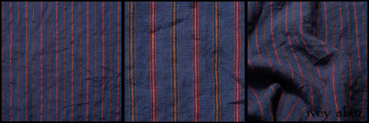 Honour Washed Stripe Linen - Collection 64