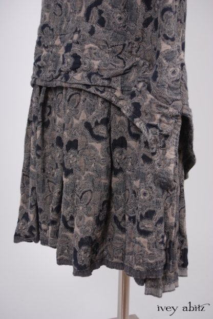 Limited Edition Blanchefleur Frock in Lakeland Floral Weave