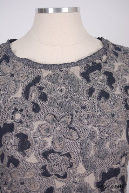 IA101 Limited Edition Blanchefleur Frock in Lakeland Floral Weave