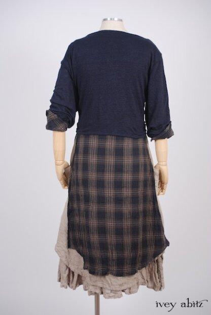 IA101 Elliot Jacket in Lakeland Lightweight Linen Knit