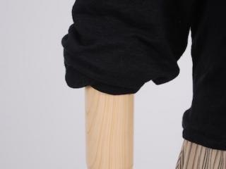 Elliot Jacket in Chimney Lightweight Linen Knit; Trelawny Frock in Antiqued Striped Cotton