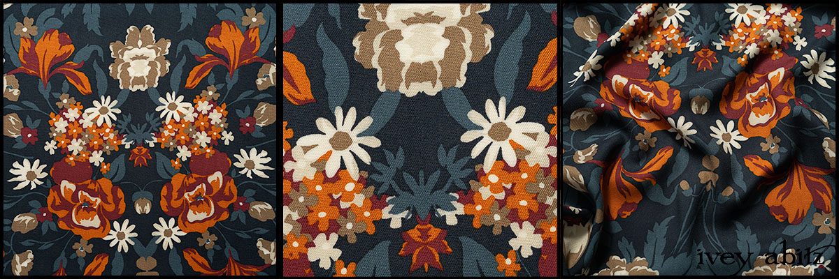 Independence Cottage Garden Weave - Collection 64
