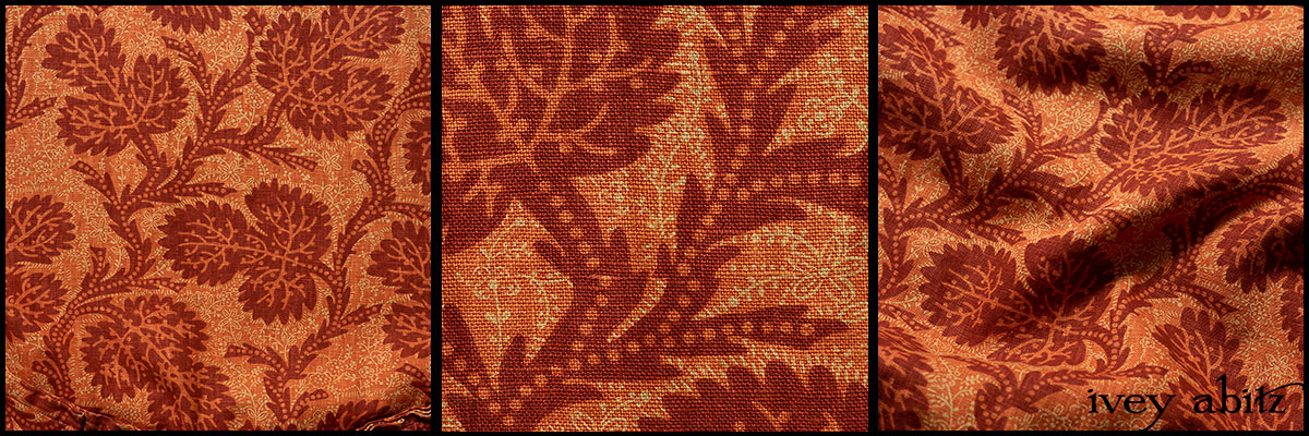 Independence Floral Linen - Collection 64