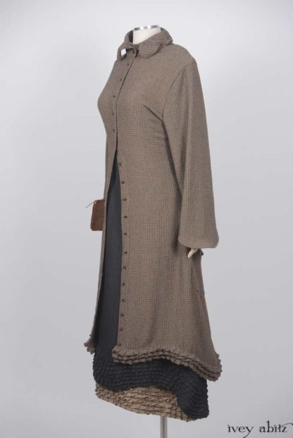 Thatched Duster Coat