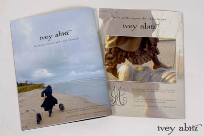 Authentic Everyday, an Ivey Abitz Journal, Vol's 1 and 2