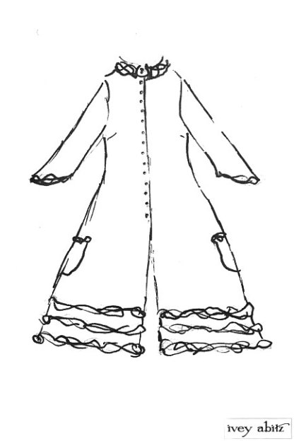 Bartholomew Duster Coat