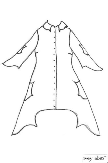 Limited Edition Chittister Duster Coat