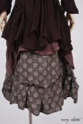 Inglenook Shirt Jacket - a bespoke design shown in a look by Ivey Abitz