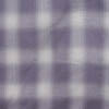 Purpose: Frocks, shirts, skirts, sashes, and neckties. Ideal for spring and summer wear. Description: Soft and alluring, this wispy plaid is opaque, lightweight, and so soft against the skin. It has a lovely contrast between our new Lavender and Gardenia hues. Content: 100 percent cotton. Care: Simply hand wash or put through machine delicate cycle in cold water with a plant based detergent. We suggest using a natural fabric softener to maintain the softness we have washed into it. Tumble dry on extra-low heat with our artisan wool dryer balls to keep the relaxed effect that is featured in the Look Book.