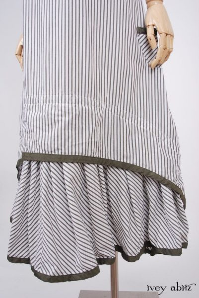Limited Edition Striped Blanchefleur Frock by Ivey Abitz
