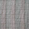 Description: It is imperative to have opaque fabrics in summer that still look and feel like summer. Our Leafy Washed Plaid Linen is chosen with this in mind. It is soft, comfortable, sturdy for everyday wear, and you don't have to worry about the sun making this weave transparent. Ideal for frocks that you want to wear without a slip, trousers, skirts, and casual jackets. Leafy hues with a hint of Sun and Oat. We love it for almost every design in the collection. Content: 100 percent linen. Care: Simply hand wash or put through machine delicate cycle in cold water with a plant based detergent. We suggest using a natural fabric softener to maintain the softness we have washed into it. Tumble dry on extra-low heat with our artisan wool dryer balls just for a few minutes to keep the relaxed effect featured in the Look Book.