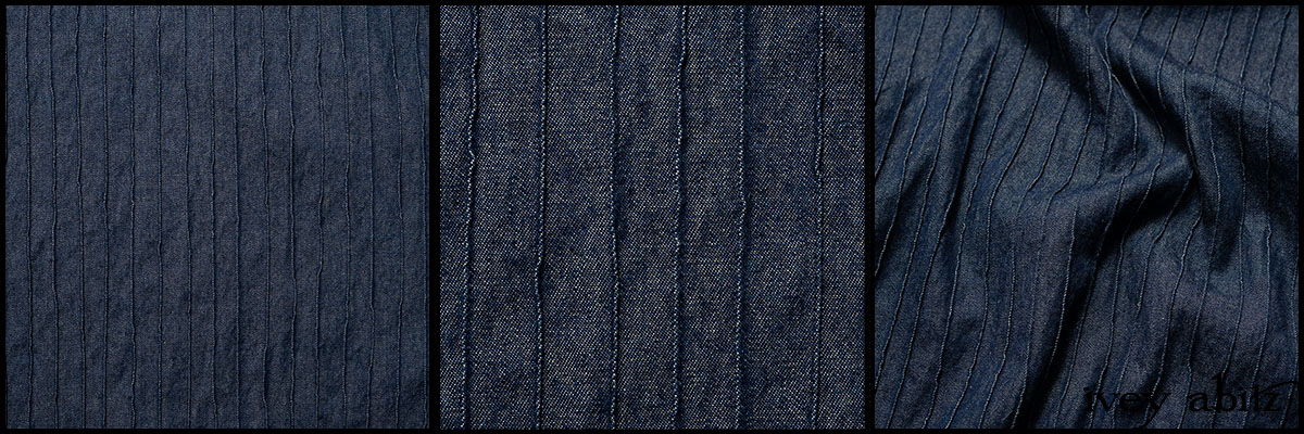 Liberty Pin Tuck Twill - Collection 64