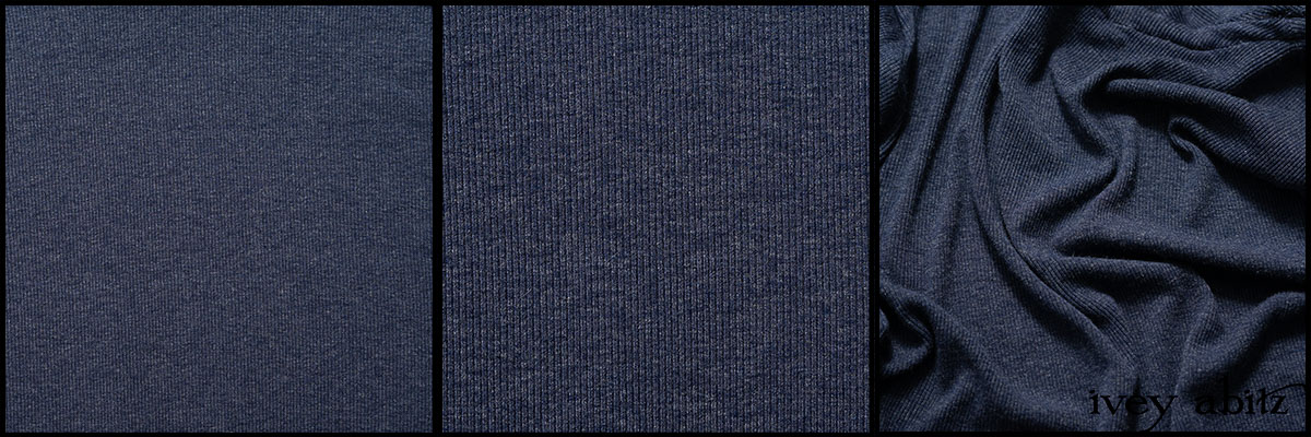 Liberty Soft Ribbed Knit - Collection 64