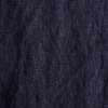 Description: A smart year round weight linen is always a good idea--especially when it is in our National Seashore deep navy hue! We like our sturdy linens best worn right after they have been tumble dried. It creates an undulating and soft texture to the weave that is so lovely and natural looking. Get out your iron if you must, but we recommend letting the linen be free to drape as it may. It is so much more pleasing this way, and we trust you will be more at ease and carefree in it, too. Content: 100 percent linen, woven in Europe. All season weave. Care: Simply hand wash or put through machine delicate cycle in cold water with a plant based detergent. We suggest using a natural fabric softener to maintain the softness we have washed into it. Tumble dry on extra-low heat with our artisan wool dryer balls to keep the relaxed effect that is featured in the Look Book. You can easily change the drape and fit by spritzing the weave with water and reshaping the silk chiffon. It is very forgiving and wonderful.