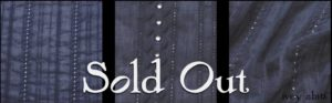 Onward Blue Embroidered Voile by Ivey Abitz
