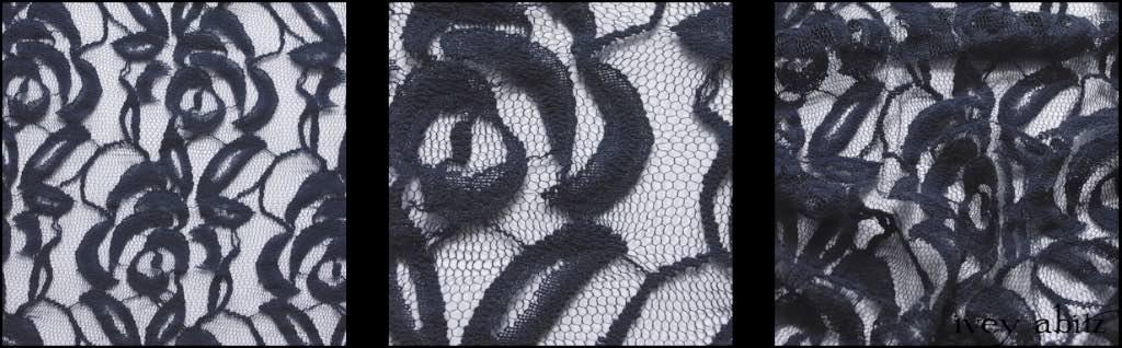 Onward Blue Soft Lace