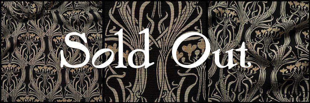Peace Art Nouveau Silk Chiffon - Collection 64