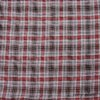 Ivey Abitz - Red Door Wispy Plaid - Description: We love a good plaid. This one has it all. Yarn dyed muted loveliness, puckering in the plaid, softness against the skin. It is very lightweight, yet it's still opaque. An ideal choice for a base layering frock or whimsical everyday shirt.