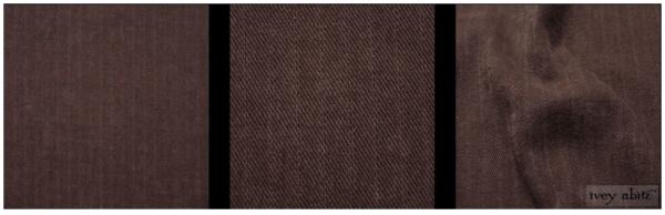Elsie Duster Coat in Fawnwood Softest Cotton Twill - Size Medium