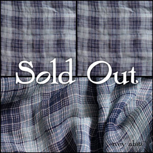 Description: Our Shining Sea Plaid is cheerful and genuinely so. It is a breath of fresh air. Its plaid motif is a nod to all of the windowpanes in historic Cape Cod cottages, as well as the repetition of the cedar shingles. Because of the texture in the crinkled effect, this lovely silk fabric has a bit of give to it. It is not as crinkled as our other silk chiffons, so we do recommend ordering your normal IA size or even go up a size for a fluid and relaxed drape. Content: 100 percent silk, woven in Italy. All season weave. Care: Simply hand wash or put through machine delicate cycle in cold water with a plant based detergent. We suggest using a natural fabric softener to maintain the softness we have washed into it. Tumble dry on extra-low heat with our artisan wool dryer balls to keep the relaxed effect that is featured in the Look Book. You can easily change the drape and fit by spritzing the weave with water and reshaping the silk chiffon. It is very forgiving and wonderful.