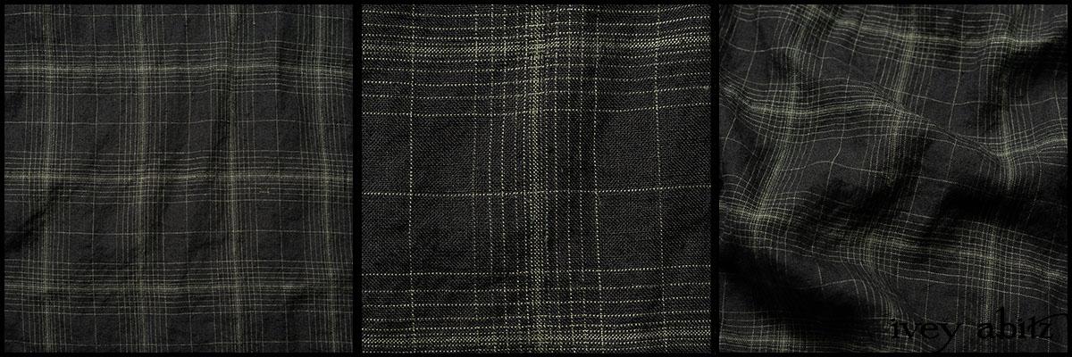 Unity Plaid Linen - Collection 64