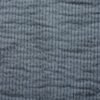 Ivey Abitz - Veranda Blue Wainscot - Description: A raised effect in the fabric is created by tacking down the fabric with repetitious stripes to create a wainscot-like appearance. A muted yet refreshing blue hue.