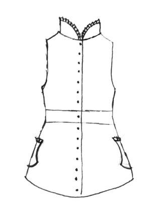 Mathilda Vest