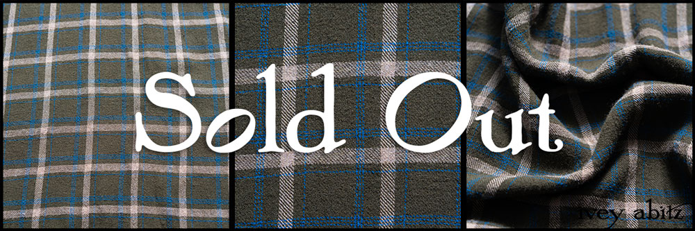 Description: We love the unusual mix of colours in our new soft plaid. The hint of fresh blue amidst the rich, green hue is original and striking. It is a rare weave. Order early to make certain this is part of your Ivey Abitz wardrobe. Content: Washed and softened lightweight wool. Three season weave. Care: Simply hand wash or put through machine delicate cycle in cold water with a plant based detergent. We suggest using a natural fabric softener to maintain the softness we have washed into it. Tumble dry on extra-low heat with our artisan wool dryer balls, just for a few minutes, to keep the relaxed effect that is featured in the Look Book.