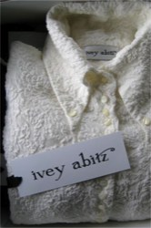 An Ivey Abitz shirt in a box