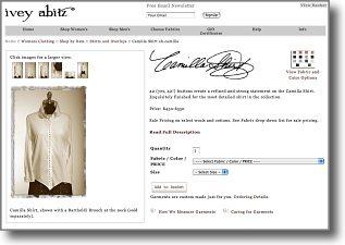 Ivey Abitz Website
